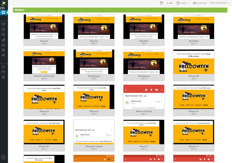 Creative Master MailChimp Newsletter Theme